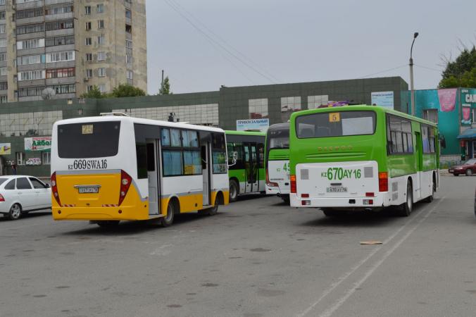 «Семавтопарк» пополнился новыми автобусами